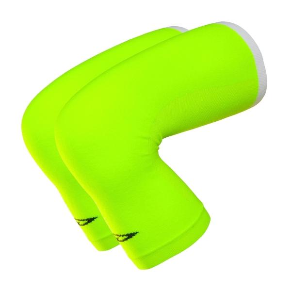 DeFeet Knielinge Kneeker Neon Gelb, Onesize