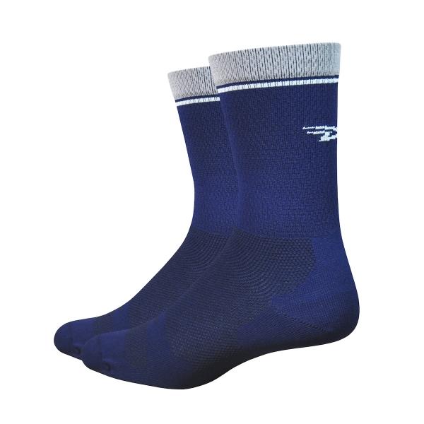 DeFeet Socken Levitator Lite Blau (15 cm)