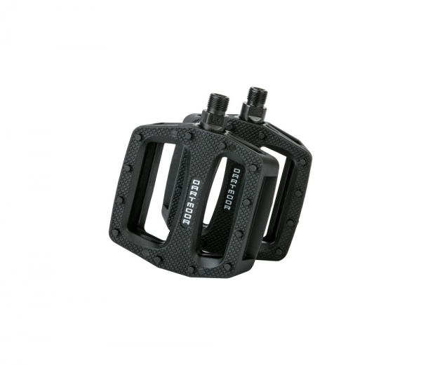 Dartmoor BMX / MTB / Dirt Bike Fahrradpedale Plastik Cookie | Schwarz