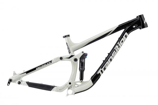 Transition Bikes Rahmen Smuggler XLarge, Grau