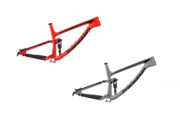 Transition Bikes Rahmen Scout Carbon