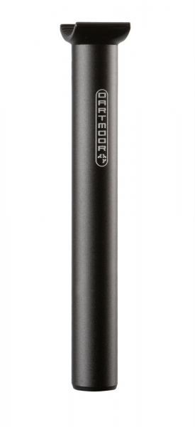 Dartmoor Sattelstütze Alu Fusion 25,4 mm | 130 mm | Schwarz