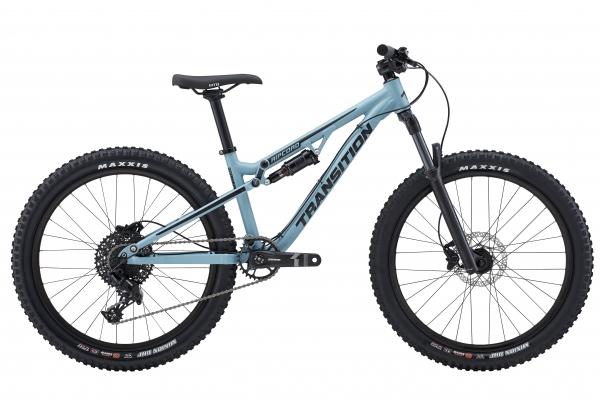 "Transition Bikes 24"" Kinder Mountainbike Ripcord, Blau"
