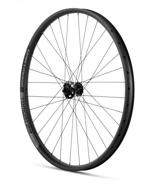 """Dartmoor Laufradsatz Tomcat 29"""" Boost, Vorderrad, Schwarz"""