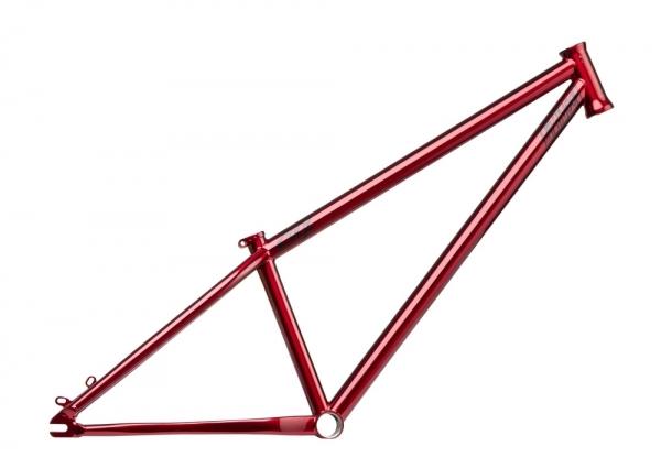Dartmoor Dirt Bike Rahmen Cody, Red Devil