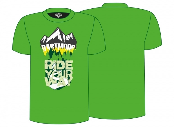 Dartmoor Rock Your Way T-Shirt